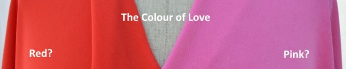 The colour of love - Croft Mill - Banner 2015