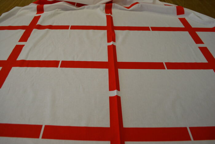 St Georges Flag - Width